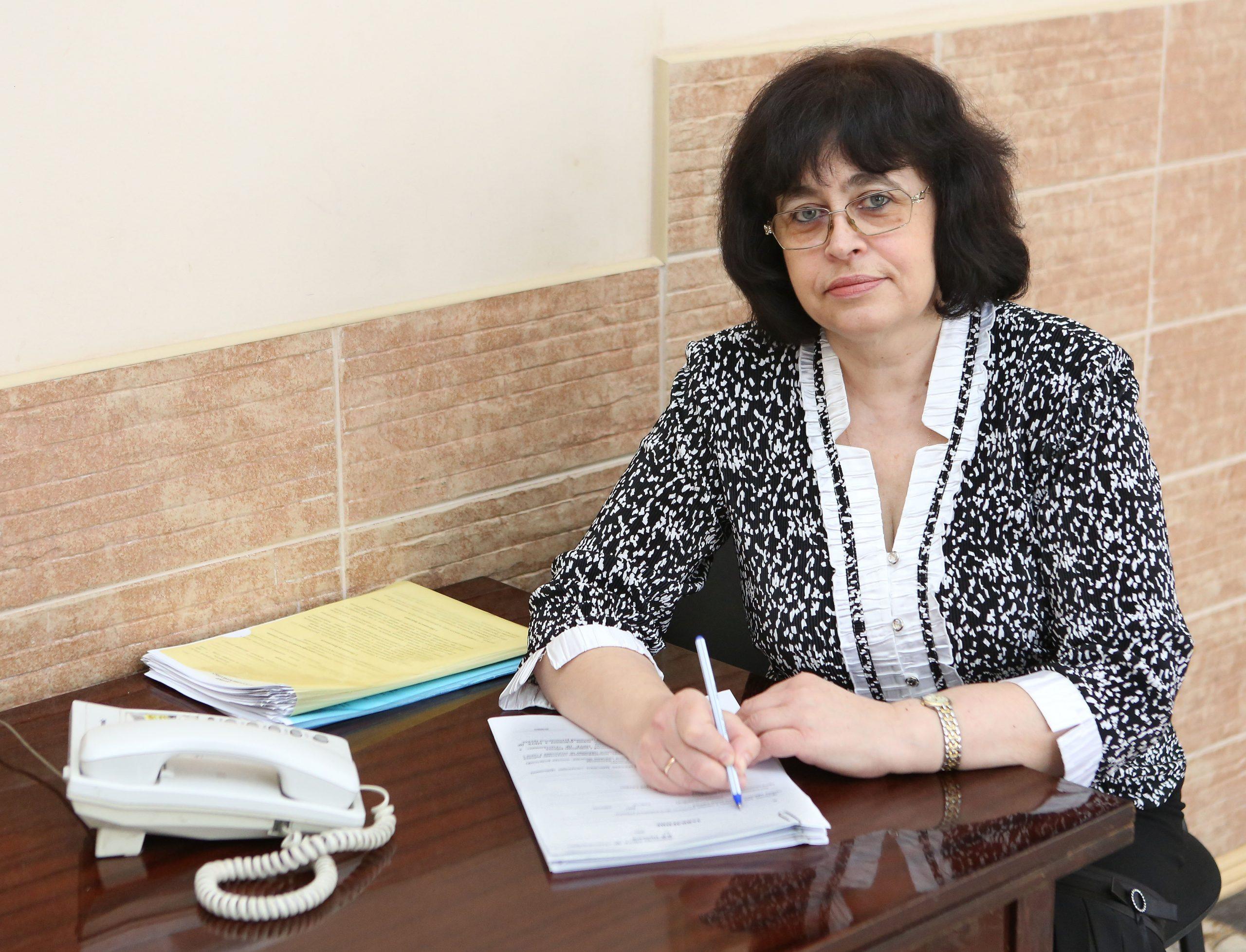 Букина Надежда Дмитриевна
