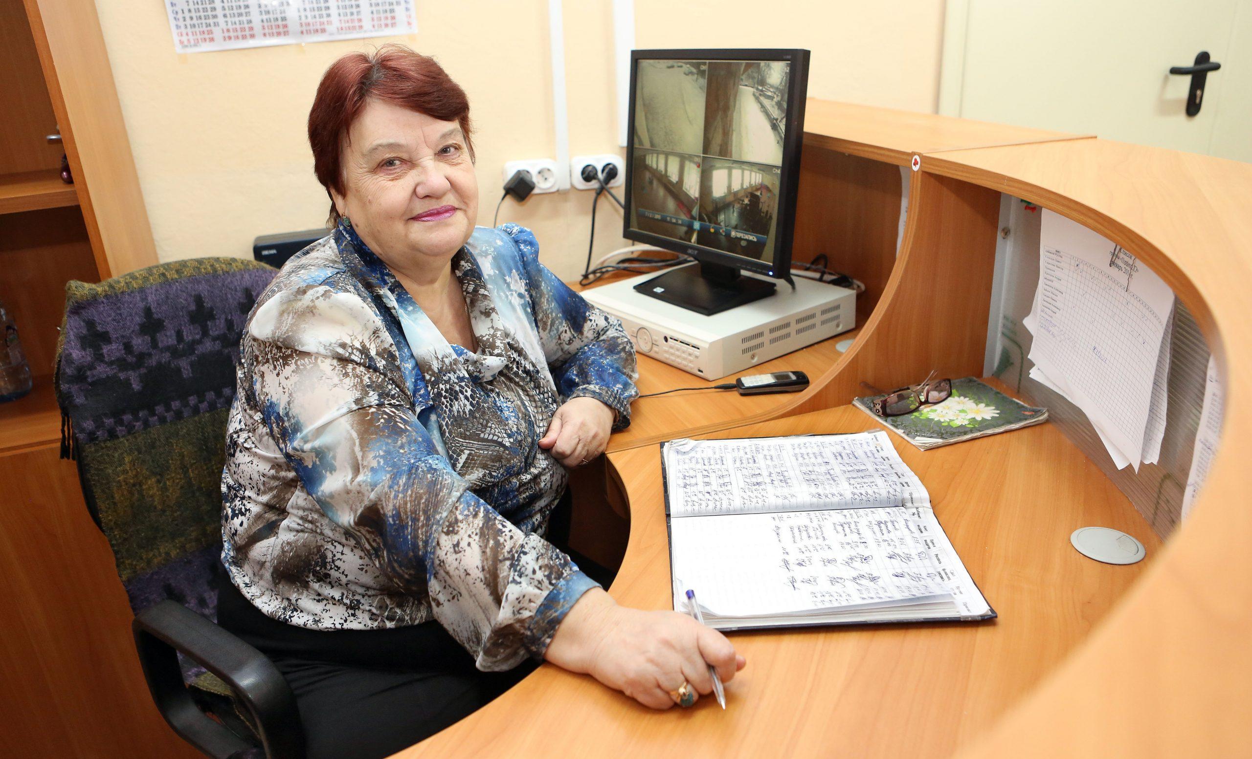 Исаева Татьяна Семёновна