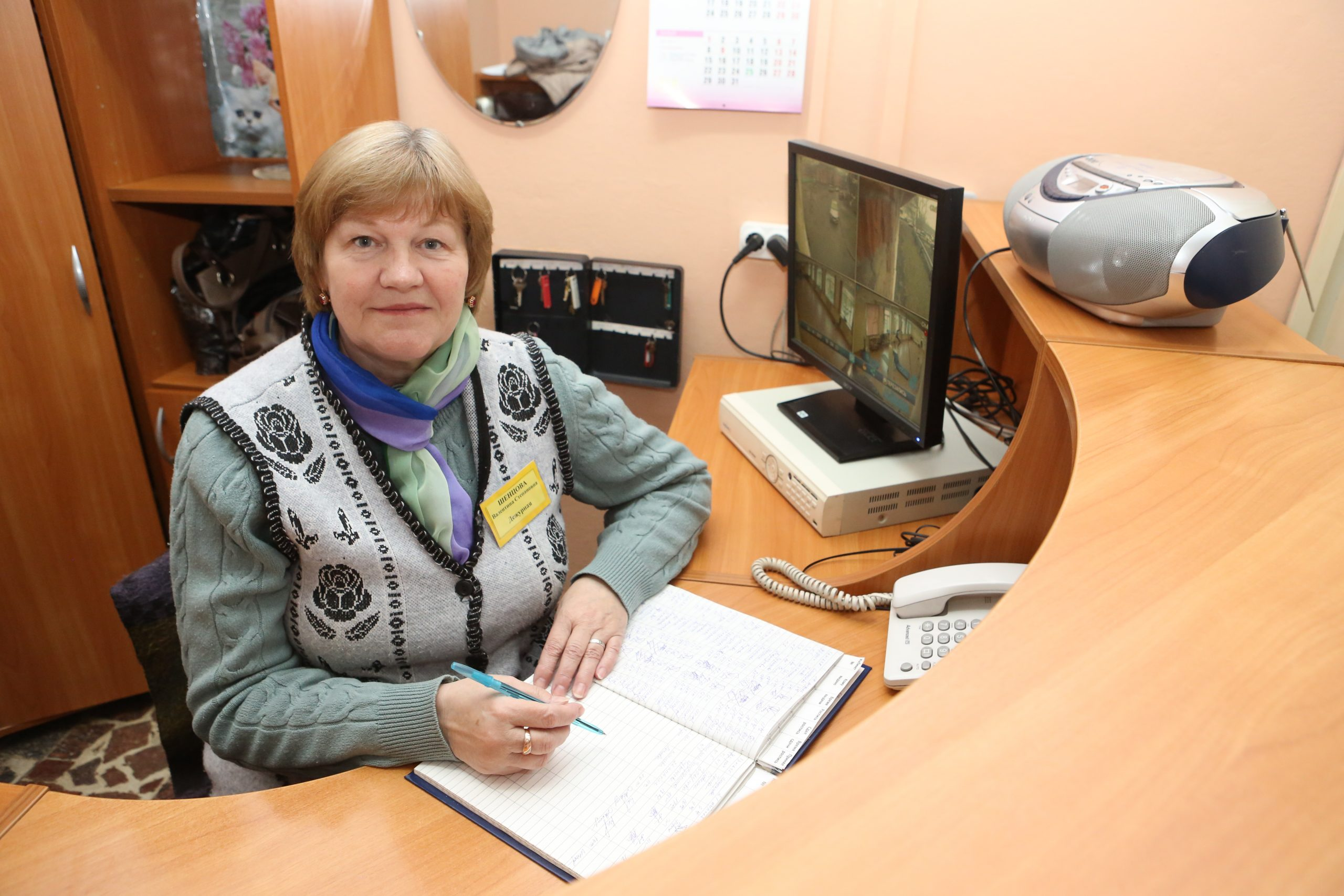 Шенцова Валентина Степановна